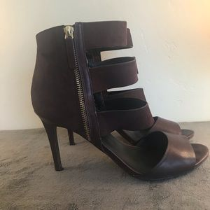 Charles David Shoes - Charles David triple strap stilettos